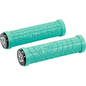 Race Face Grippler Grips, turquoise